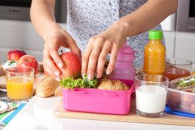 9 idei delicioase pentru pacheţelul copilului tău