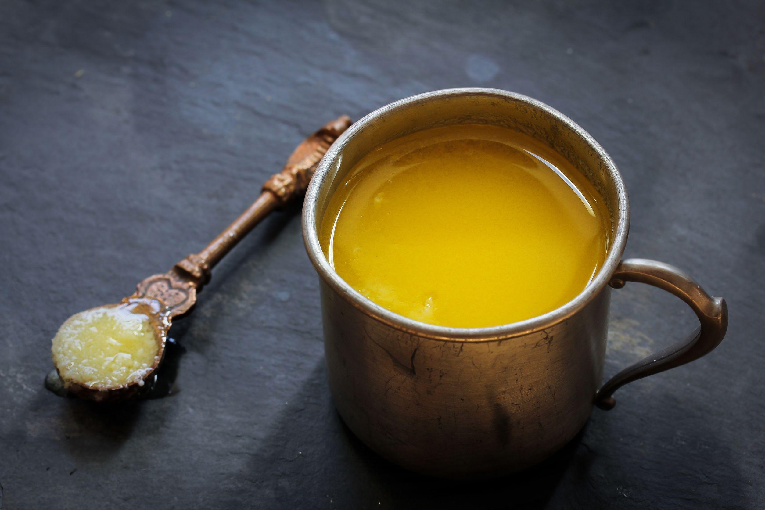 Untul ghee sau darul bucătăriei indiene