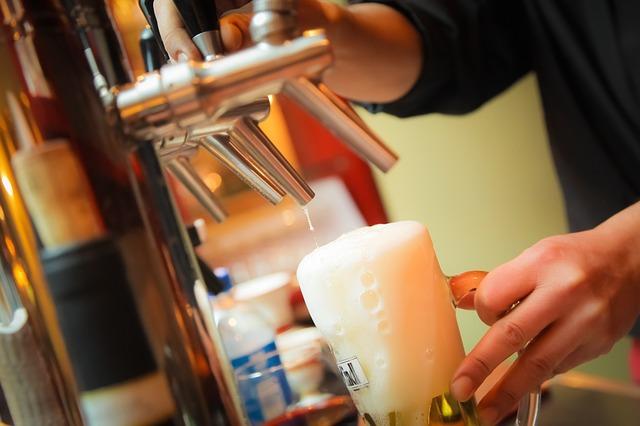 Berea trebuie băută cu mai multă spumă