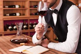Temperatura corectă la care se serveşte vinul