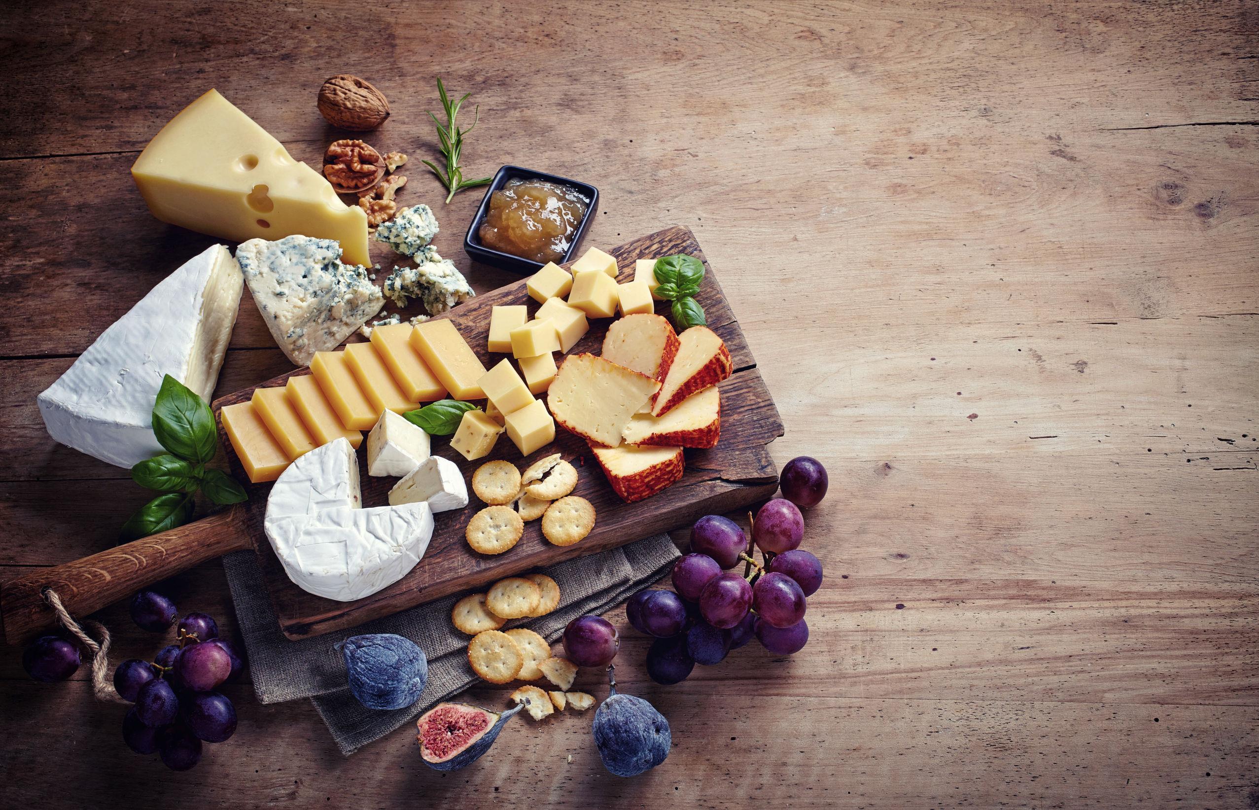 Cea mai bună brânză din lume. Nouă sortimente pe care trebuie să le încerci