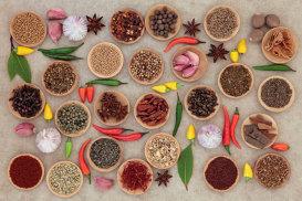 4 condimente mai puţin cunoscute pentru cele mai gustoase preparate