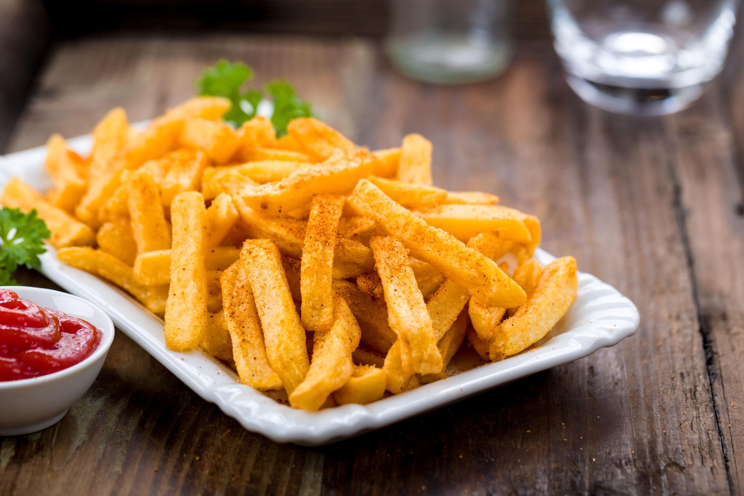 Care este cel mai bun ulei pentru prăjit cartofii?