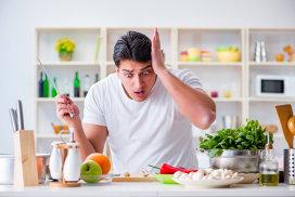 Cele mai ciudate fobii legate de mâncare