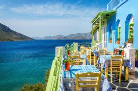 Secretele bucătăriei greceşti, dezvăluite de chef Mina Stone. Mâncarea de care te vei îndrăgosti