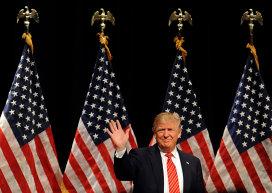 Mâncarea preferată a lui Donald Trump, noul preşedinte al Statelor Unite ale Americii