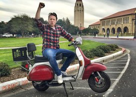 Jamie Oliver şi ingredientele care te pot duce la 100 de ani