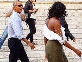 Celebrul bucătar Massimo Bottura a pregătit o masă specială pentru soţii Obama în vacanţa lor prin Italia