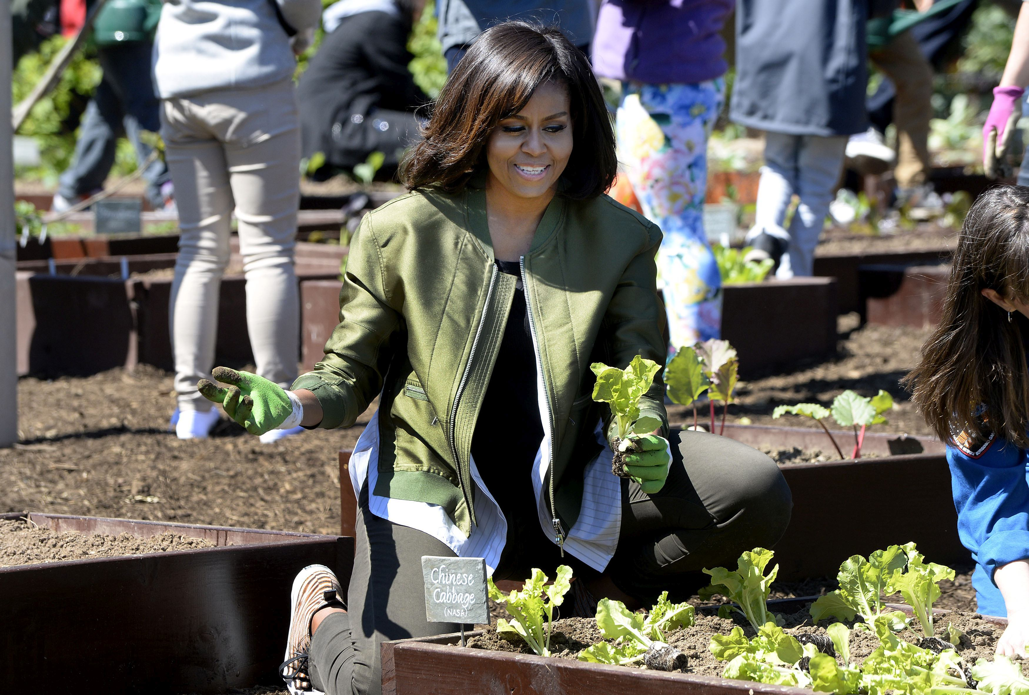 Michelle Obama a dezvăluit singurul aliment pe care nu-l consumă niciodată