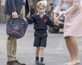 Cum arată masa de prânz a prinţului George la noua sa şcoală
