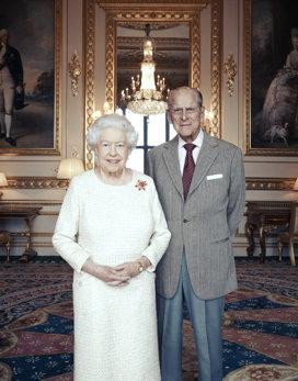 Căpşunile, ingredientul de lux de la nunta Reginei Elisabeta II