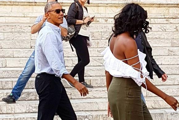 Un restaurant s-a deschis special pentru Michelle Obama