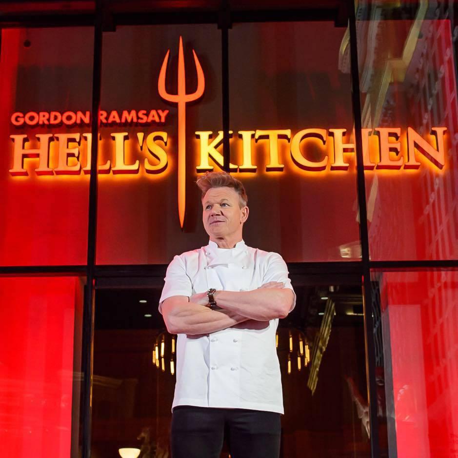 La noul restaurant al lui Gordon Ramsay poţi comanda mămăligă