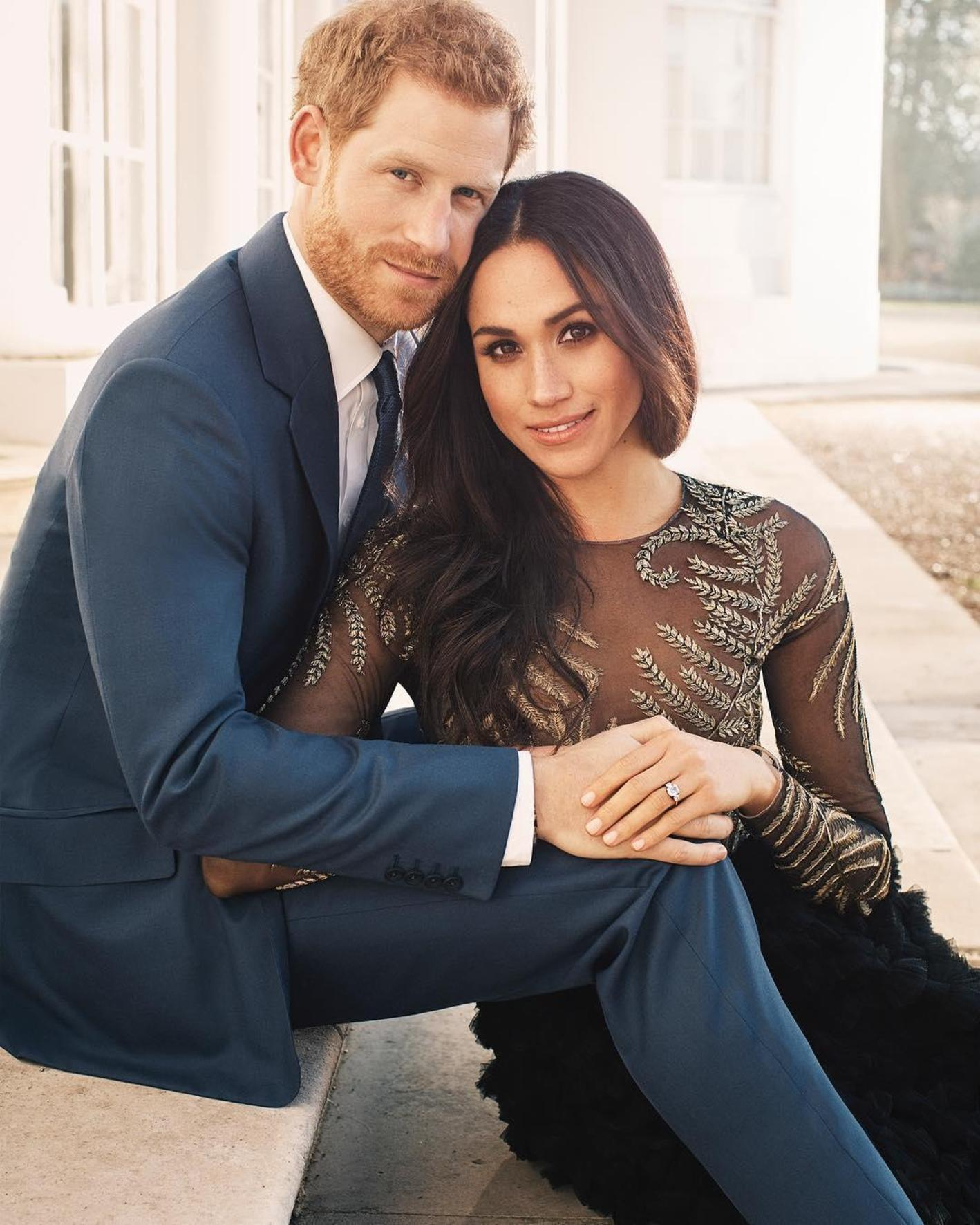 Prinţul Harry şi Meghan Markle: Tort regal din brânzeturi cu usturoi?