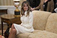 Imaginea articolului La masă cu Melania Trump