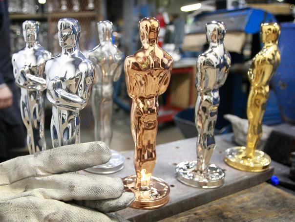 Ce vor mânca invitaţii la banchetul organizat după gala premiilor Oscar 2018. Meniul, asezonat cu 13 kilograme de praf de aur comestibil