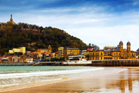 Sub soarele din San Sebastian, oraşul cu cele mai multe stele Michelin pe metru pătrat din Europa