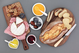 Cinci secrete din prânzul francezilor
