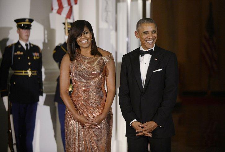 Ultimul dineu de stat găzduit de soţii Obama a avut gust continental. Diplomaţie şi stil, asezonate cu preparatele unice ale lui Mario Batali. VIDEO