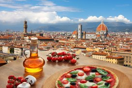 L'arte di mangiar bene. O planetă întreagă celebrează săptămâna aceasta paradisul gastronomic al lumii: Italia