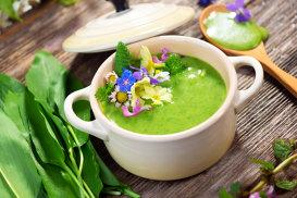 Reţetă de supă cremă de leurdă