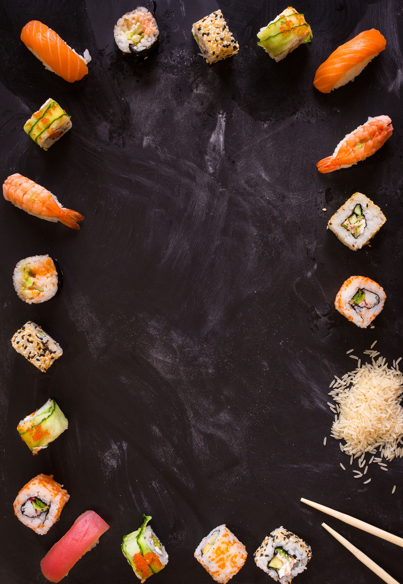 Sushi cu somon afumat şi cele mai tari reguli predate de Naomichi Yasuda