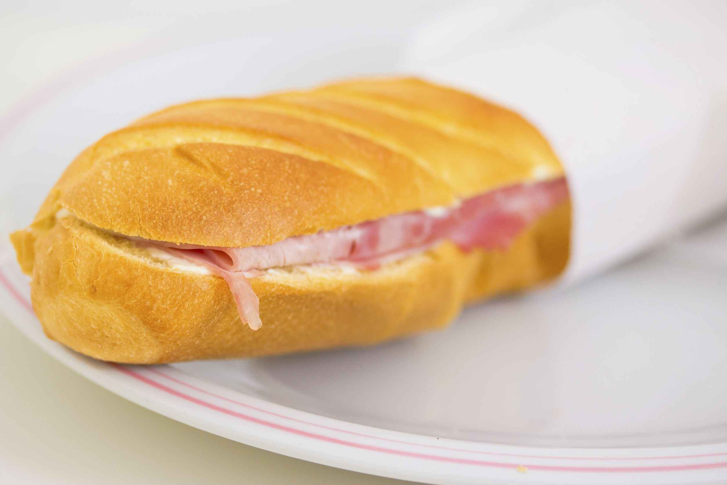 Cel mai bun sandviş cu şuncă. De chef Boulud