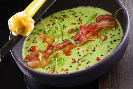 10 reţete savuroase de supă cremă