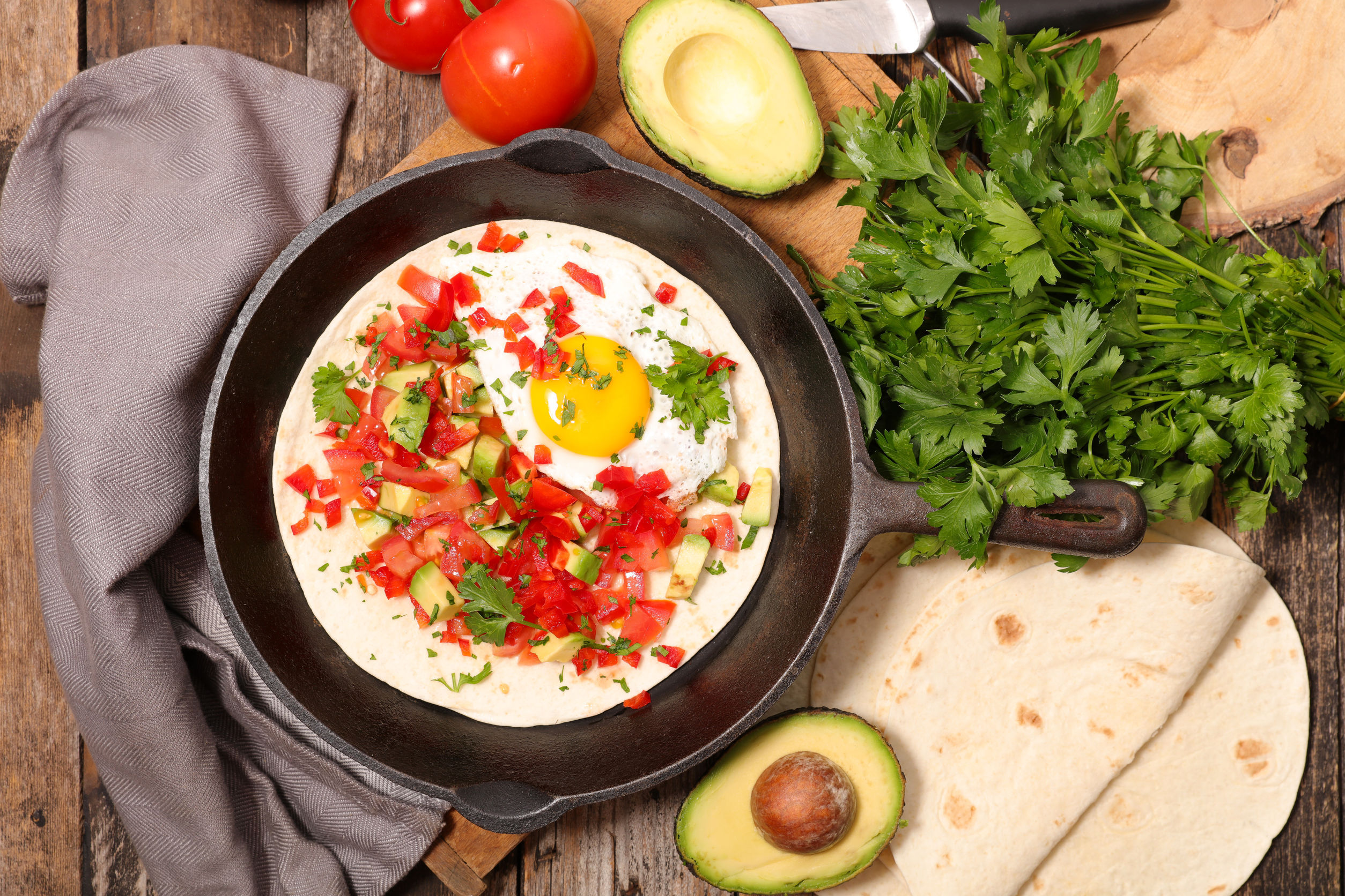 8 idei de mic dejun anti-mahmureală