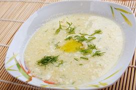 Stracciatella alla romana, supa tradiţională a Romei