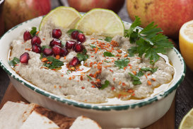 Vinete Baba Ghanous