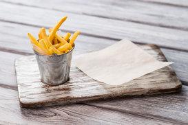 Inediţii cartofi prăjiţi franţuzeşti, metoda Patricia Wells