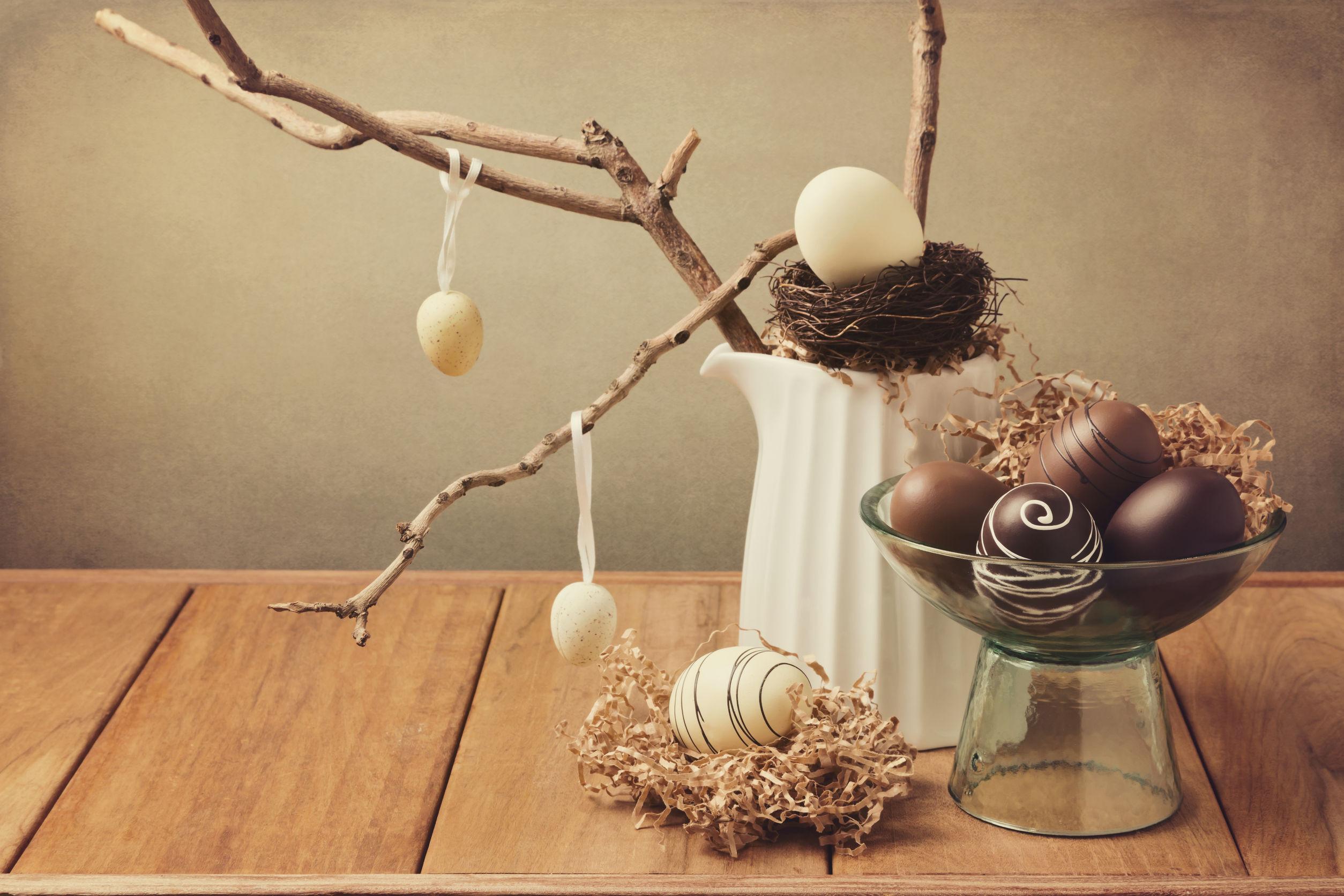 Istoria ouălor de ciocolată şi 5 stiluri în care le poţi pregăti