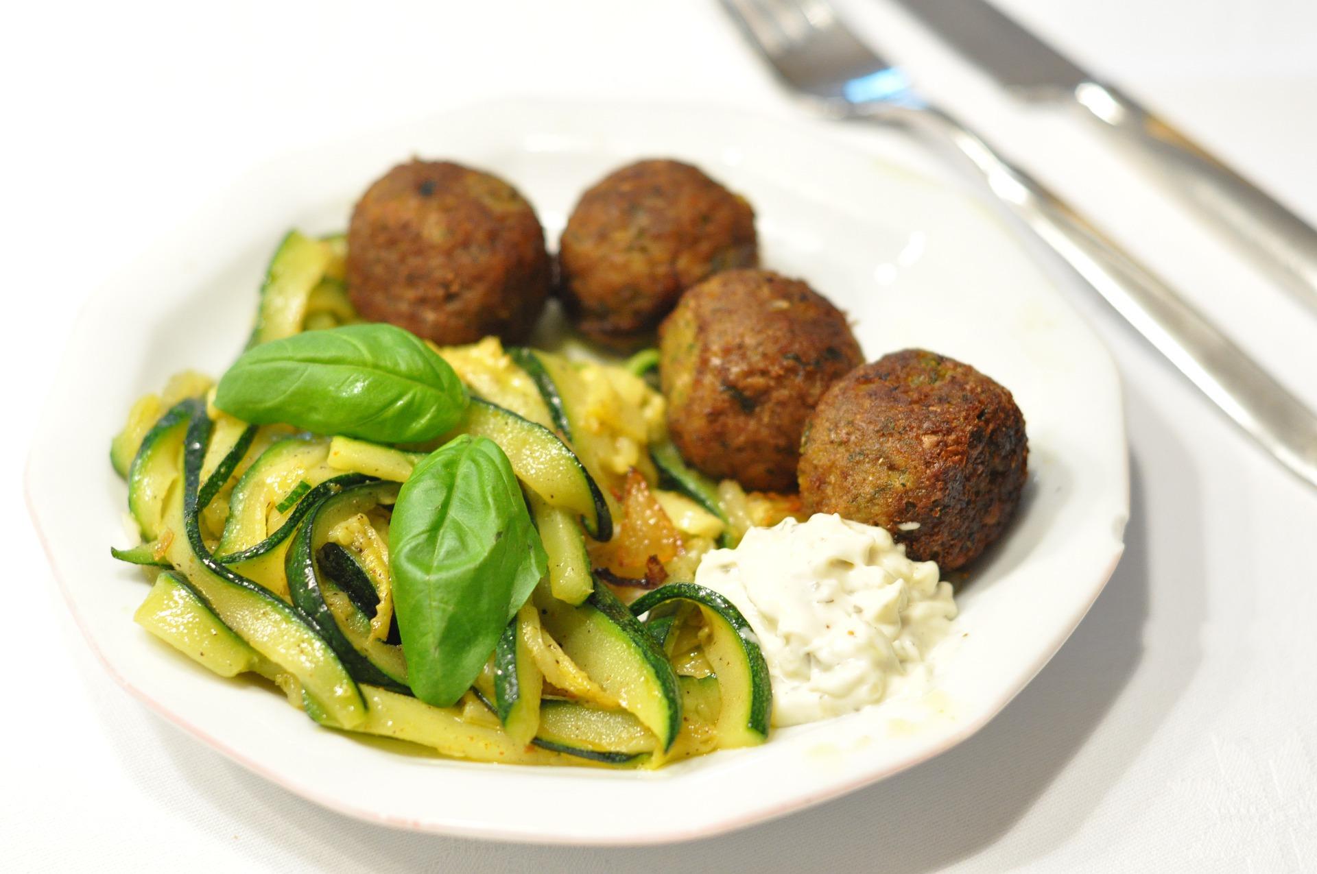 Cum poţi face falafel acasă?