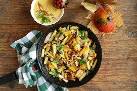 Cina-ntr-o tigaie. 3 reţete delicioase pline de legume