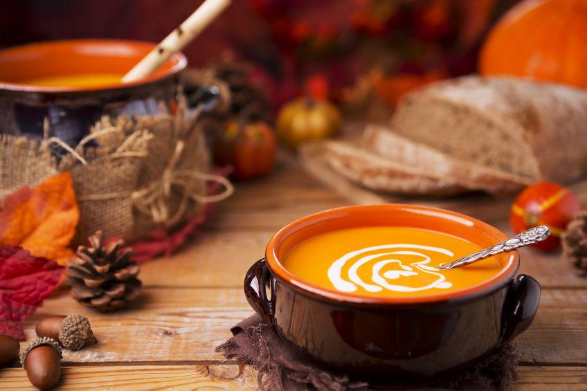 4 supe-cremă, pe bază de legume, perfecte pentru sezonul rece