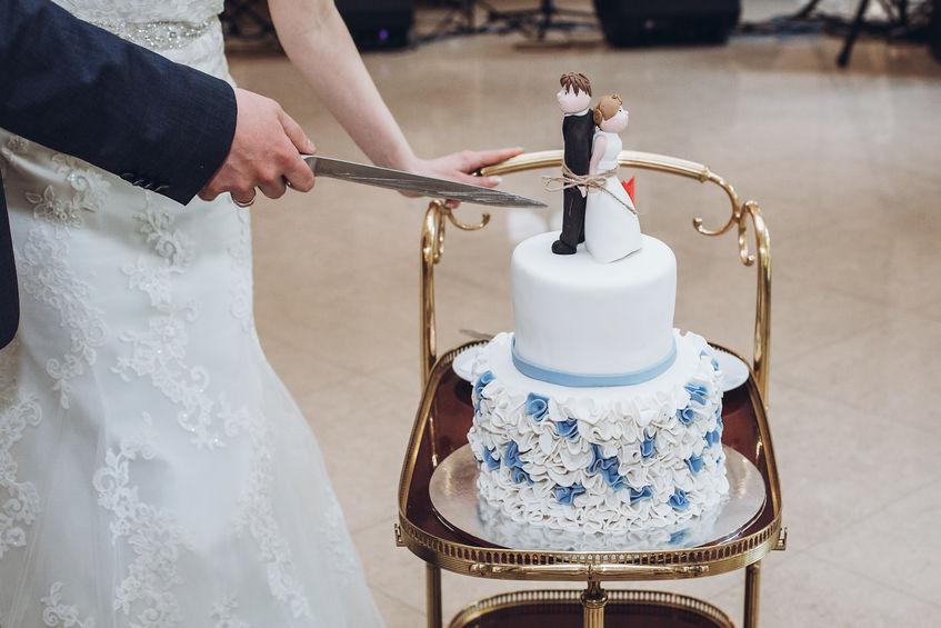 20 de torturi de nuntă amuzante, uimitoare sau pur şi simplu originale!