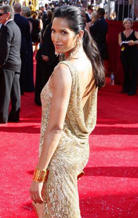 Padma Lakshmi sau cum să mănânci precum o regină