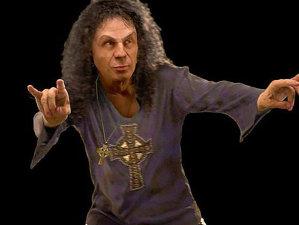 Holograma lui Dio a cântat vara trecută la Wacken