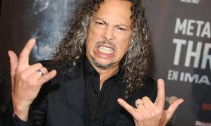 Chitaristul Metallica,Kirk Hammett, în război cu Donald Trump
