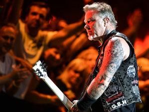 James Hetfield şi-a vândut motocicleta să rămână sănătos