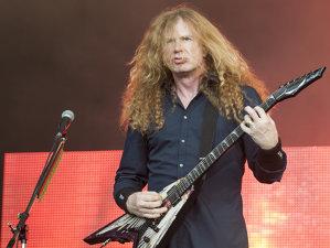 Liderul Megadeth, Dave Mustaine, ar mai vrea un turneu Big 4