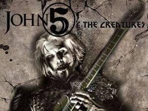 Chitaristul John 5, lansează în martie albumul