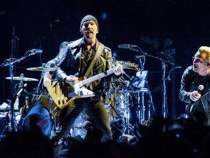 U2 anunţă turneul mondial
