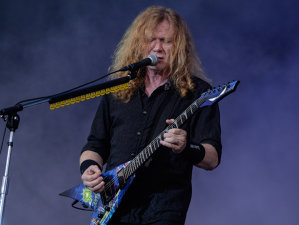Dave Mustaine, liderul Megadeth, apare pe noul disc Bodycount