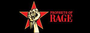 Prophets of Rage sunt un studio pentru primul lor LP