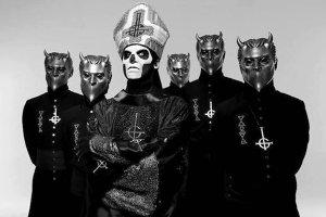 Viitorul album Ghost va fi despre apocalipsă