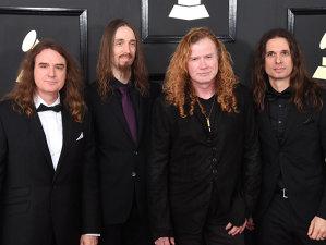 Megadeth a câştigat un Grammy pentru Best Metal Performance