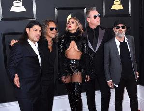 """Toboşarul Metallica, Lars Urlich, spune că Lady Gaga e """"chintesenţa celui de al cincilea membru al trupei"""""""