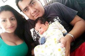 Un cuplu bolivian şi-a botezat copilul…Iron Maiden